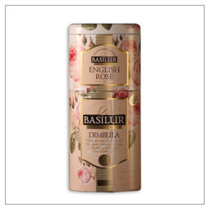 Herbata 2w1English Rose & Dimbula 125g.