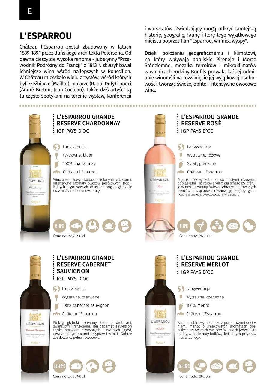 Najlepsze wino do sprezentowania katalog win