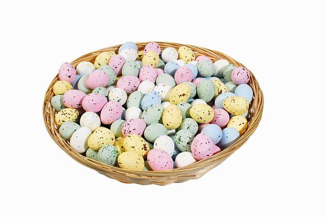 jajka w skorupkach