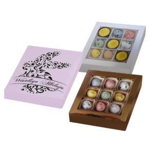 pudełko na 9 jajek