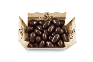 EGS 003 Prażone ziarno kakaowca oblane 85% czekoladą